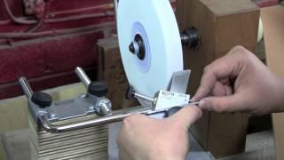 Semester 5 Lesson 2 Highlights Sharpening Woodturning Tools