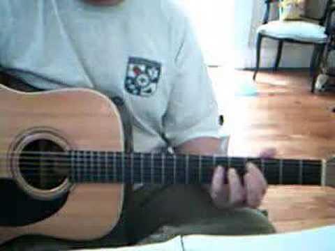 Sweet Jane (Power chorded) acoustic version beginner