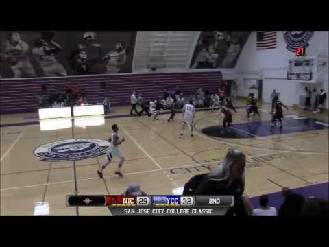 NIC MBB vs Yuba College Highlights