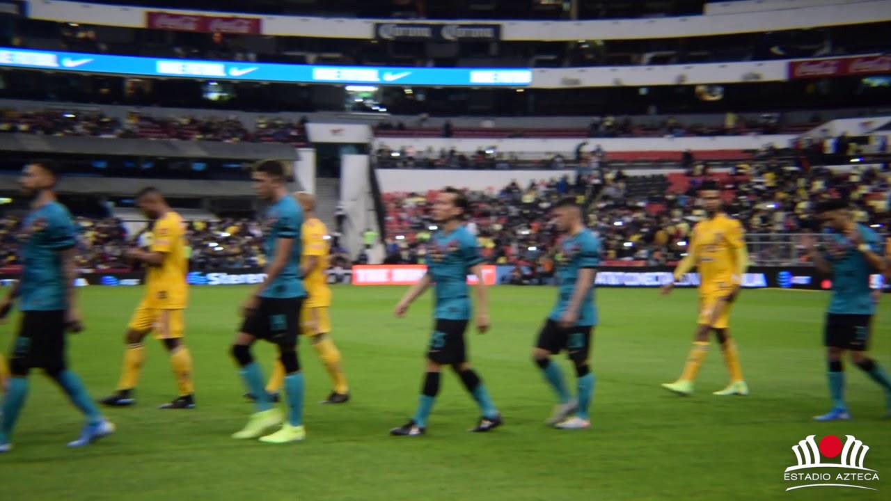América vs Tigres   Jornada 2 Clausura 2020.