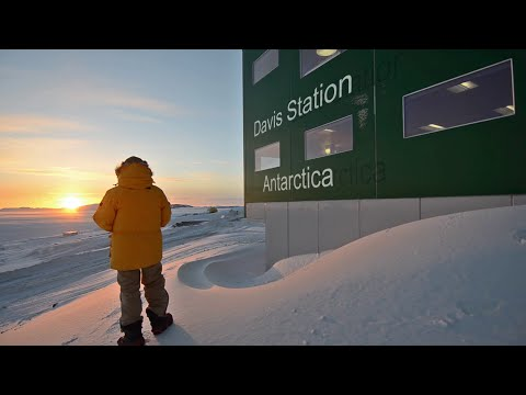 Davis Station, Antarctica - 67th ANARE