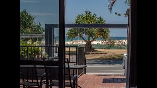 Coolangatta - Beachfront Apartment With Low Costs