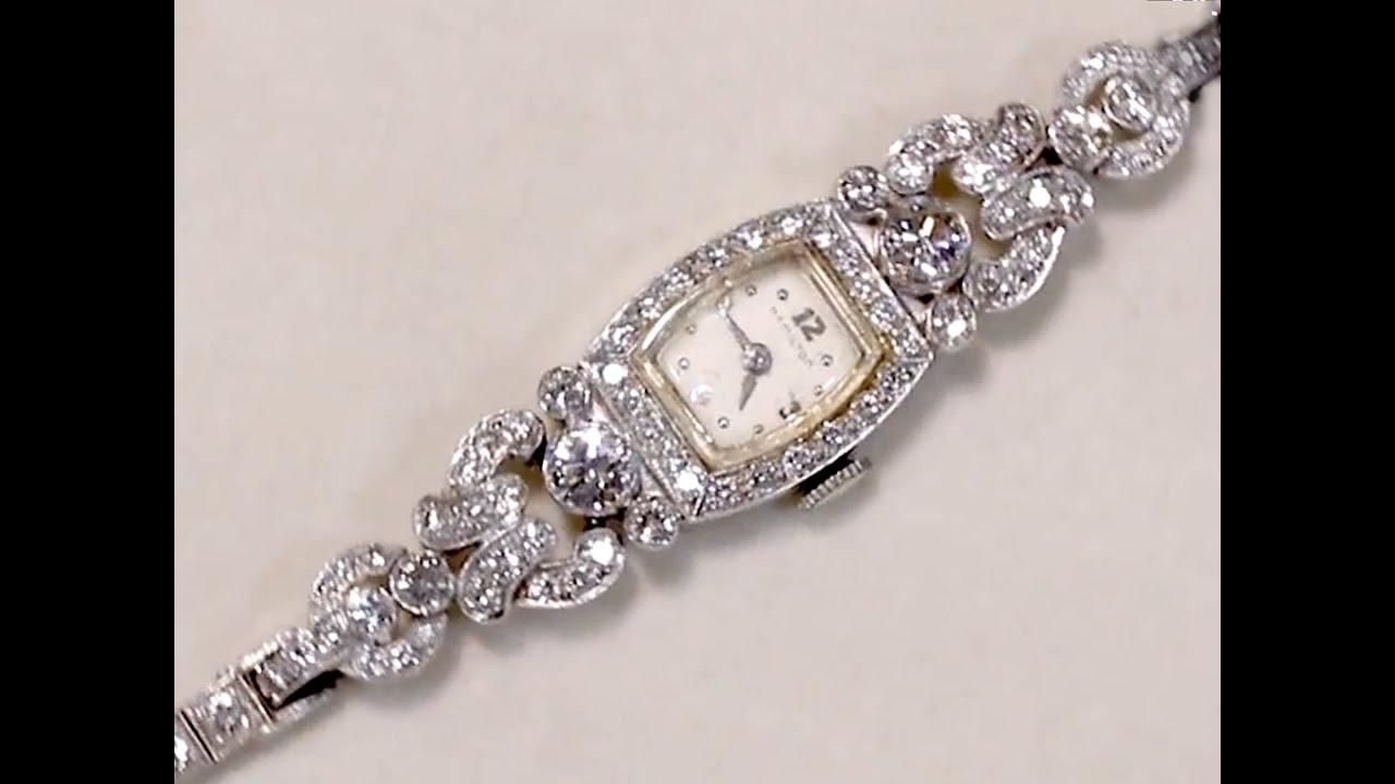 how to add diamonds to a watch