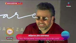 ¡mijares Canta Con Su Hija Lucerito En Nuevo Disco!  Sale El Sol
