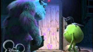 Monsters Inc. Clip-Kitty!!