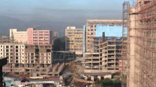 Ethiopia under construction.