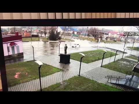 Авария в Гулькевичи