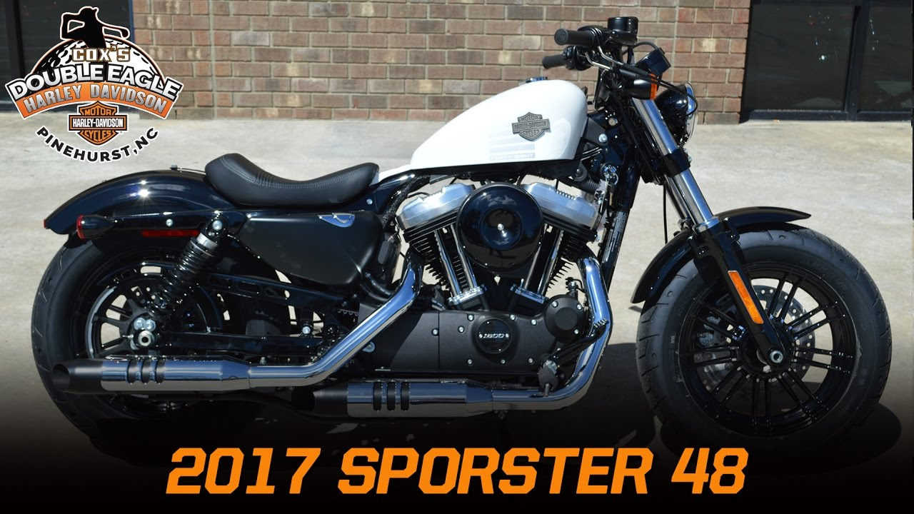 2017 Harley-Davidson XL1200X Sportster Forty-Eight Crushed ...