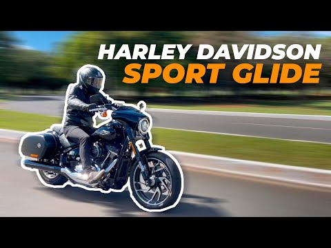 Harley-Davidson Sport Glide / Moto com torque de Up! Tsi?