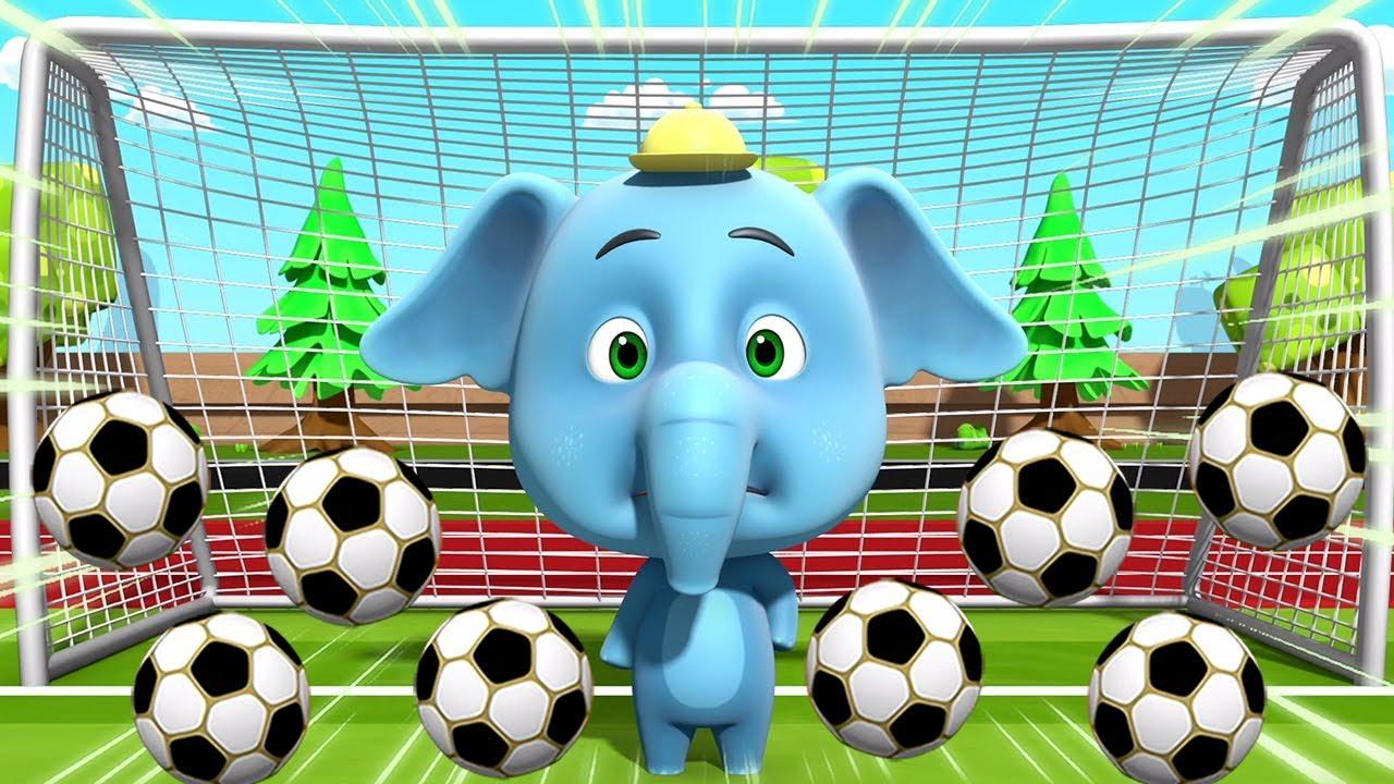 Adu Penalti Video Sepakbola Lucu Kartun Untuk Anak Anak Penalty Shootout Loco Nuts Youtube