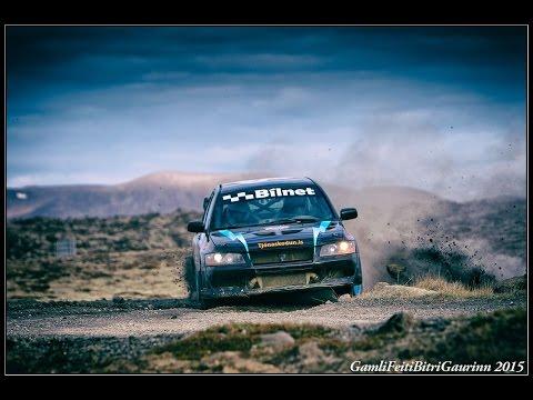 Icelandic Rally Championship - Round 1, Keflavik