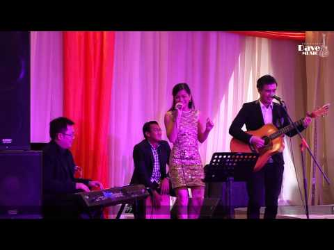Ran - Jauh Dimata Dekat Dihati (Cover) Live @ Hongkong Land Nava Park BSD | Dave Music Ent.