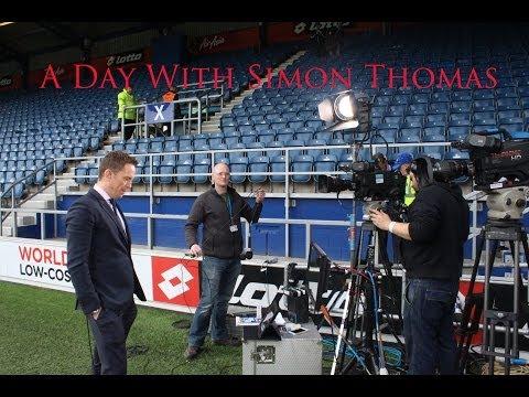 TalkNorwichCity Meets Simon Thomas