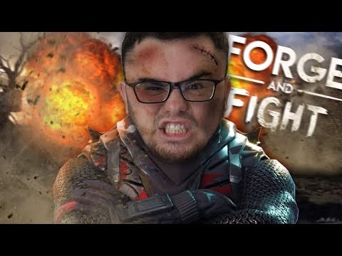 BECOMING THE ULTIMATE WARRIOR | Forge And Fight |