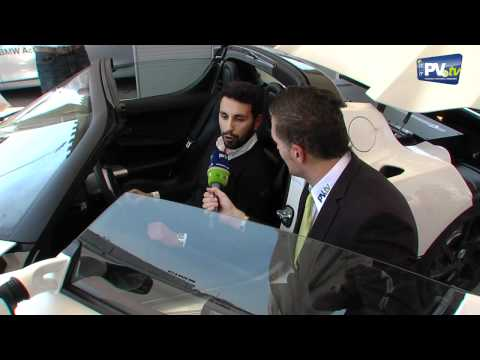Solarexpo 2012 - Intervista con TESLA da RERi PV.tv IT