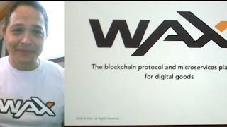WAX Worldwide Asset Exchange in San Francisco at Starfish Mission