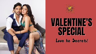 EXCLUSIVE: Parth Samthaan and Khushali Kumar Reveals Their Love Secrets   VALENTINE'S Day