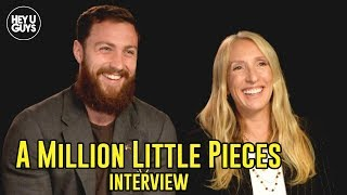 Sam Taylor Johnson & Aaron Taylor Johnson on A Million Little Pieces