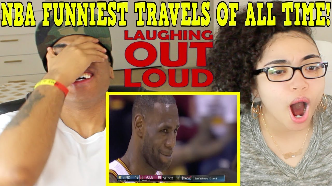 NBA FUNNIEST TRAVELS OF ALL TIME! REACTION | MY DAD REACTS
