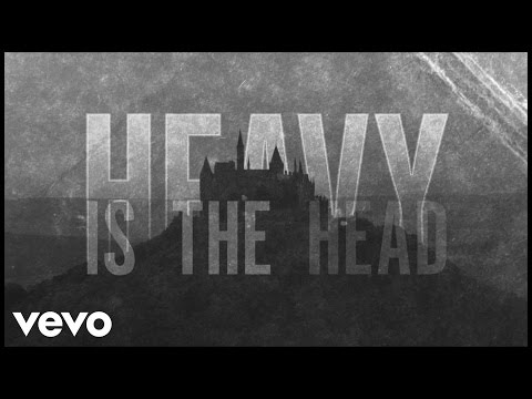 Zac Brown Band - Heavy Is The Head (Lyric Video) ft. Chris Cornell