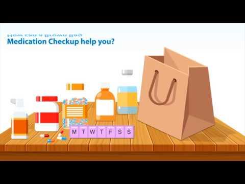 Brown Bag Medication Check Up (English)