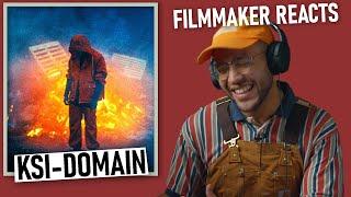 Filmmaker Reacts | KSI - DOMAIN | & Technical Analysis