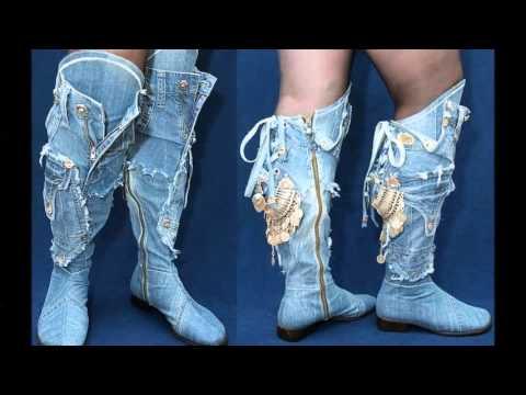 Восхитительные женские джинсовые сапогииз YouTube · Длительность: 2 мин21 с  · Просмотры: более 26.000 · отправлено: 25.01.2016 · кем отправлено: Модный Стиль