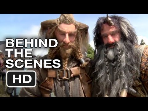 The Hobbit  Full Production Video Blogs 16  Lord of the Rings  HD Movie