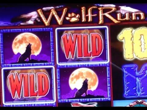 Quadruple WOLF RUN✦ LIVE PLAY ✦ Slot Machine Pokie at San Manuel, SoCal