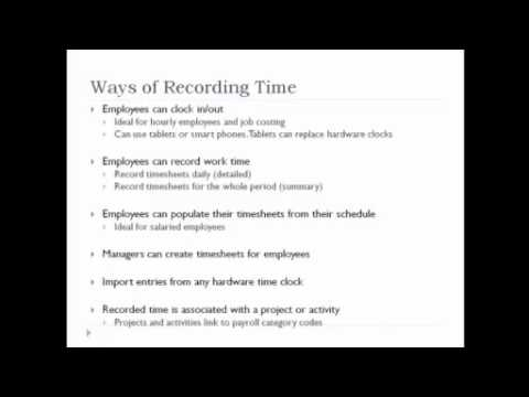 how to add time for payroll