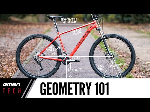Mountain Bike Geometry 101 | A Complete Guide To Geometry + How It Affects Your MTB