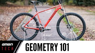 Mountain Bike Geometry 101 A Complete Guide To Geometry How  T Affects Your MTB