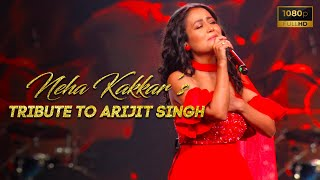 Download lagu Neha Kakkar | Tribute to Arijit Singh | Vibhor Parashar | Kunal Pandit | Smule Mirchi Music Awards