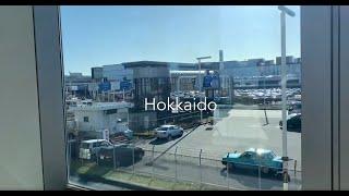 친구랑 홋카이도 여행 1 오타루 디저트 뿌시기