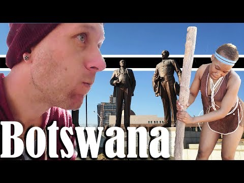 TRAVEL BOTSWANA🇧🇼: Is Gaborone worth visiting? (VLOG 2019)
