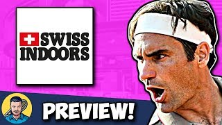 The OFFICIAL Swiss Indoors Basel 2019 Draw | Tennis News