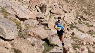 Pressure is a Privilege: Pre-Race Ring of Steall VLOG | Sage Canaday Running