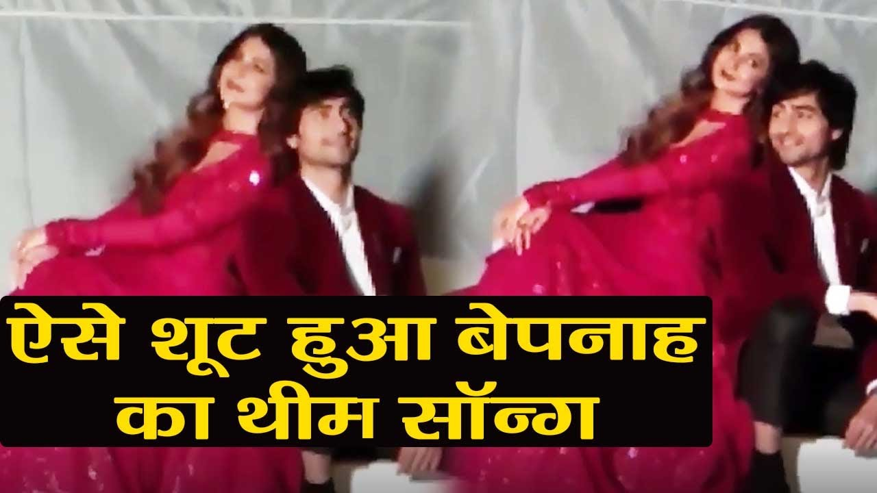 Bepannaah : Jennifer Winget & Harshad Chopra sizzle in photoshoot for theme  song। FilmiBeat