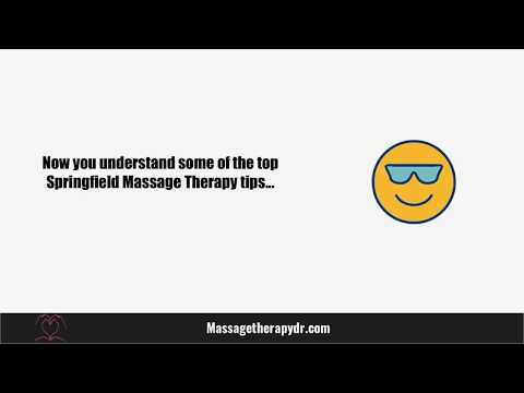 Affordable Massage Therapists Springfield MO - Massage Therapy Springfield