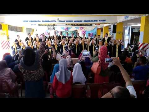 SKTSG2 2016 yr6 Graduation Medley