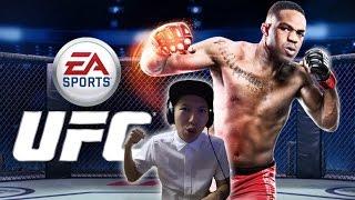 拳拳到肉終極格鬥 UFC 
