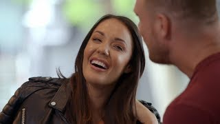 Dean and Davina go on a secret date | Married at First Sight Australia 2018