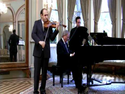Jassen Todorov, Schubert Fantasy for Violin and Piano