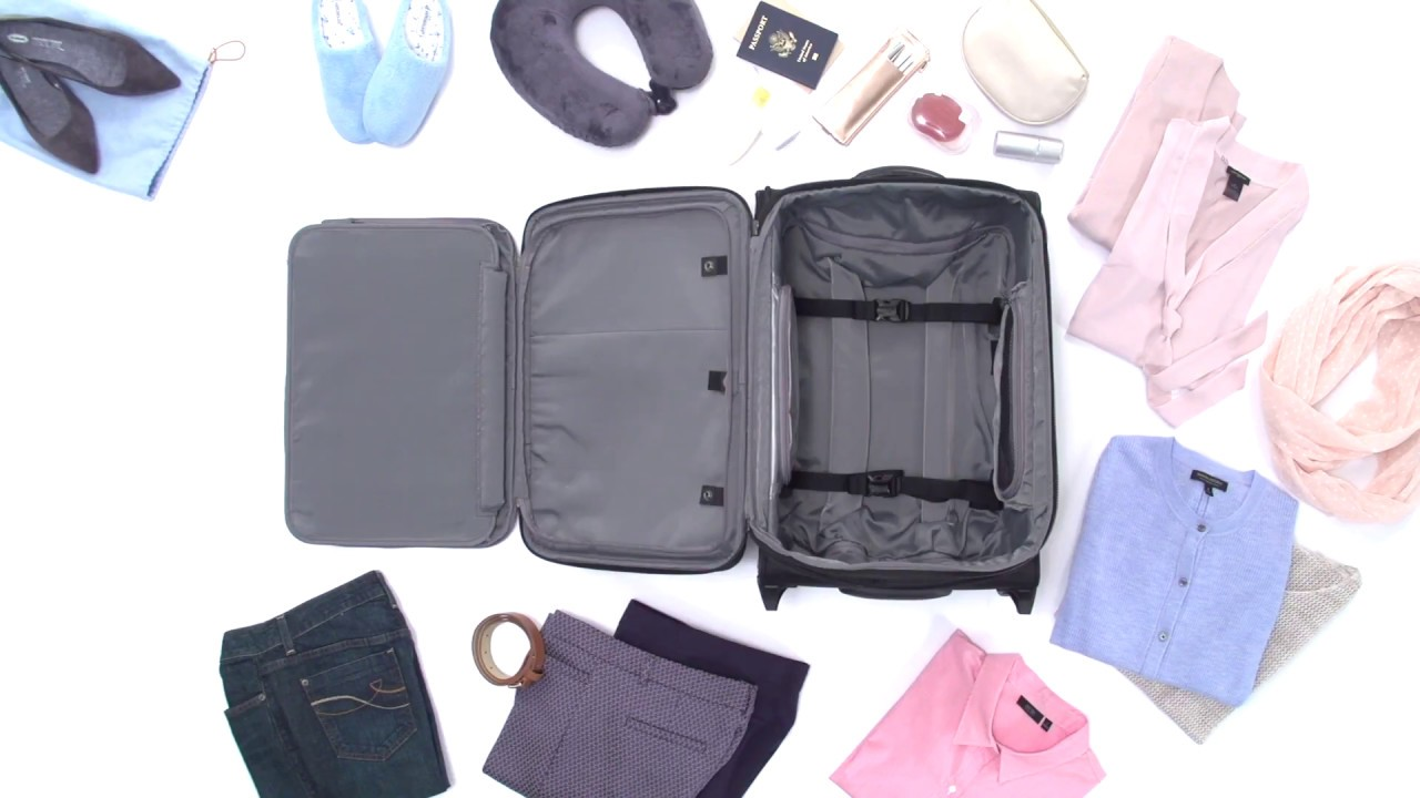 95df349bb Discover The Intelligent Packing Options of A Travelpro Crew 11 22