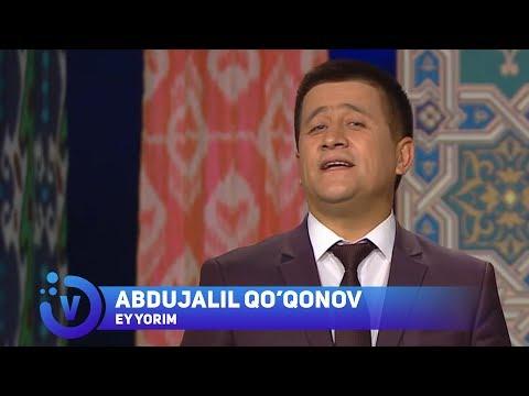 ABDUJALIL QOQONOV MP3 СКАЧАТЬ БЕСПЛАТНО
