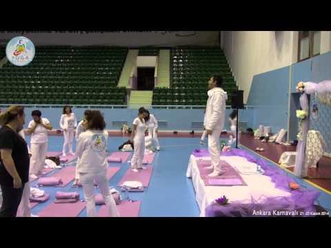 Yoga Academy Ankara Karnavalı 21-23 Kasım 2014