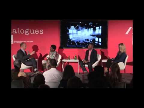 EXPO CHICAGO 2015 /Dialogues: Museum Models: The Global Impact of Public Collections