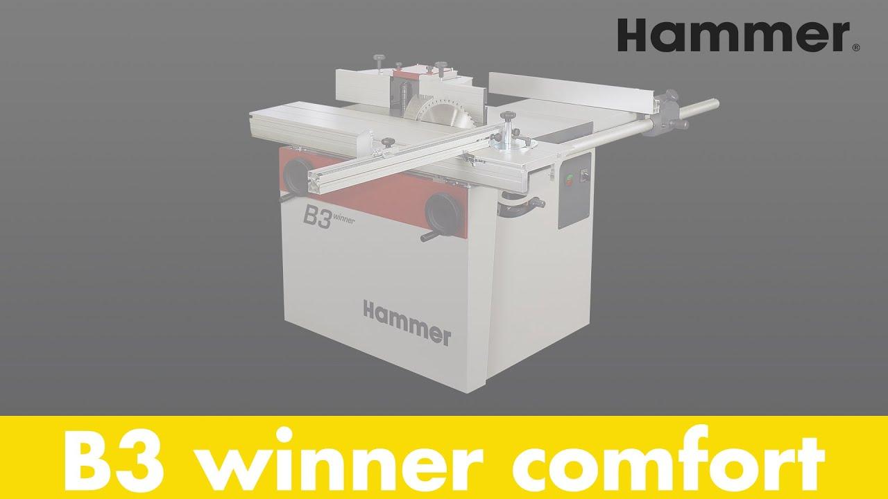 Felder Hammer K3 Winner Price