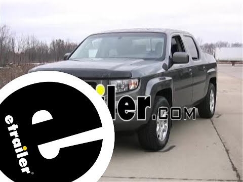 hqdefault trailer hitch installation 2008 honda ridgeline etrailer com 2017 honda ridgeline trailer wiring harness at crackthecode.co