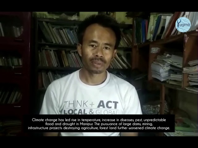 Jiten Yumnam, Secretary at Centre for Research and Advocacy